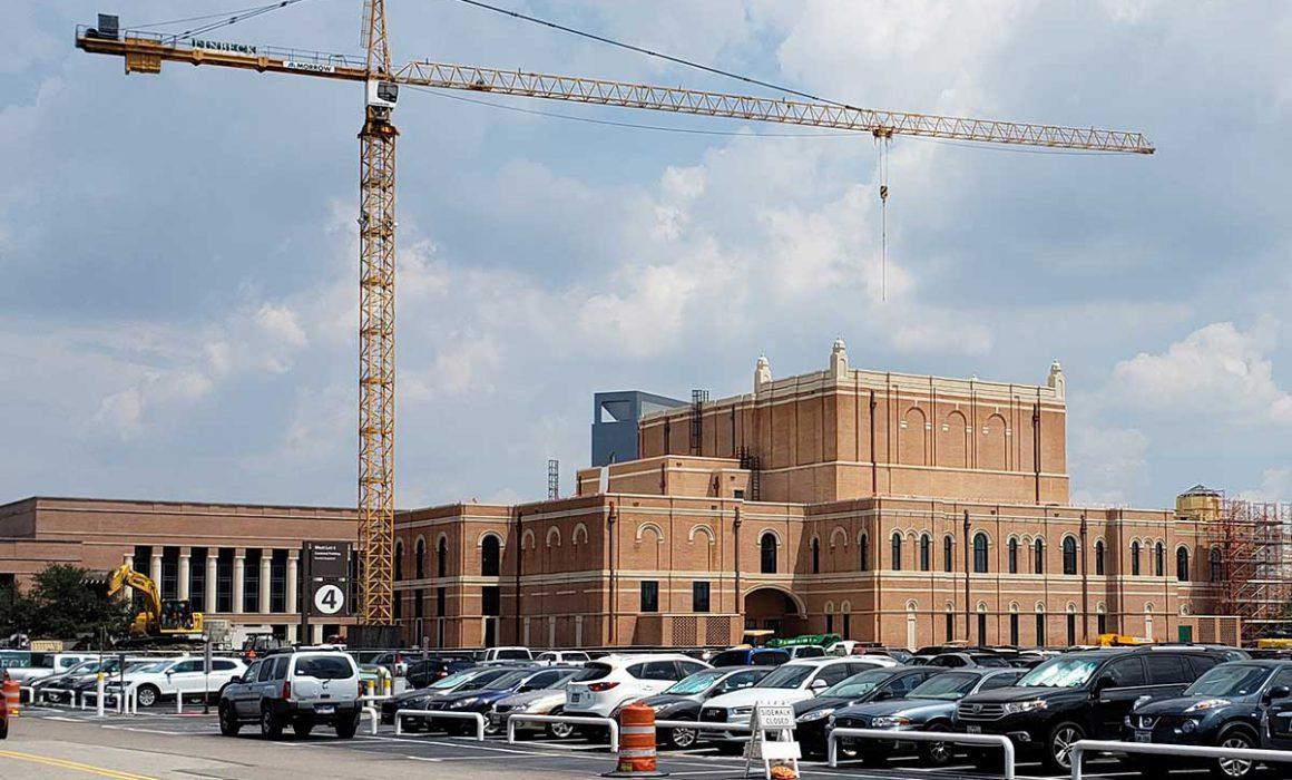 Rice University Brockman Hall for Opera