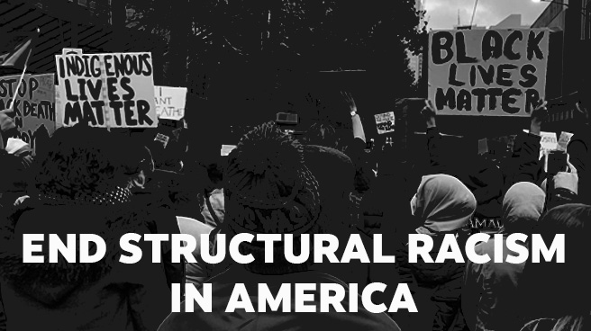 Picture: End Structural Racism