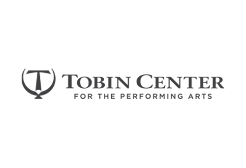 Tobin Center for the Performing Arts logo
