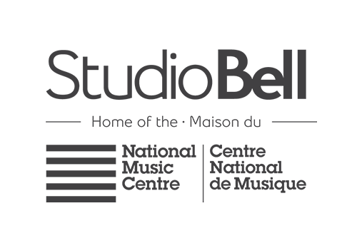Studio Bell, National Music Centre Logo