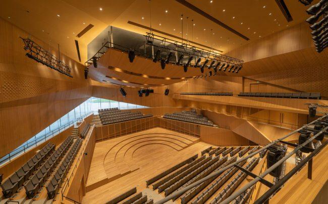 Tianjin Juilliard School, China