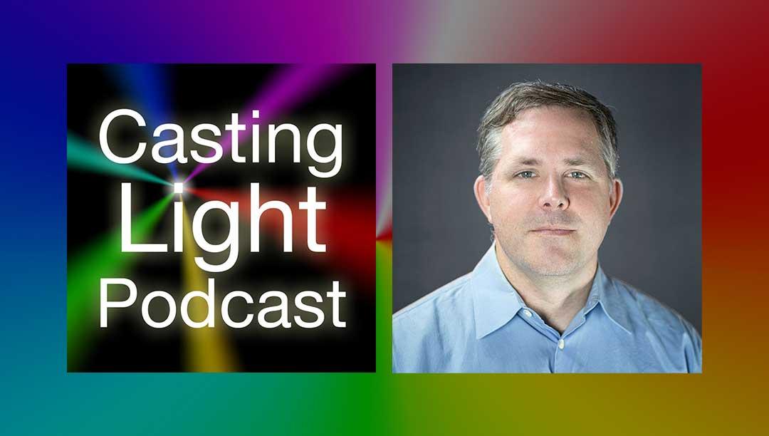 Casting Light Podcast featuring Jeff McCrum