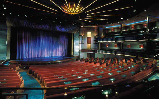 Celebrity Millennium : Celebrity Theater