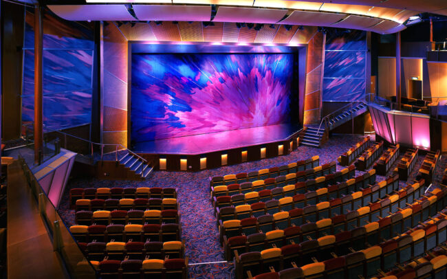 Royal Caribbean Cruise Lines Brilliance of the Seas : Pacifica Theater