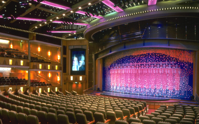 Royal Caribbean Cruise Lines, Explorer of the Seas : The Palace Theater