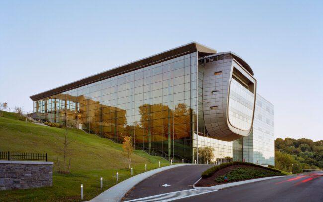 Rensselaer Polytechnic Institute EMPAC Experimental Media Performing Arts Center