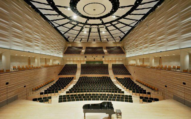 Rensselaer Polytechnic Institute EMPAC Concert Hall