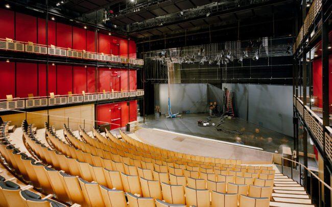 Rensselaer Polytechnic Institute EMPAC Theater